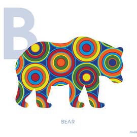B is for Bear - Ron Magnes