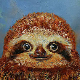 Michael Creese - Baby Sloth