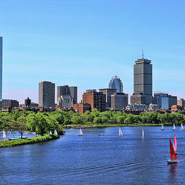 Allen Beatty - Back Bay # 2 - Boston