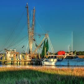 Reid Callaway - Backwater Shrimp Gear Charleston South Carolina