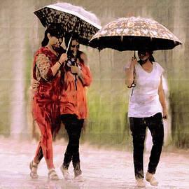 rani s manik - bad weather
