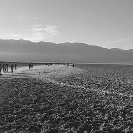 Jay Waters - Badwater Basin #1