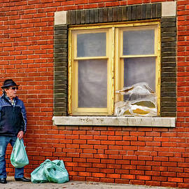 Bag Man by Steve Harrington