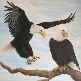 Anthony Bennett - Bald Eagles
