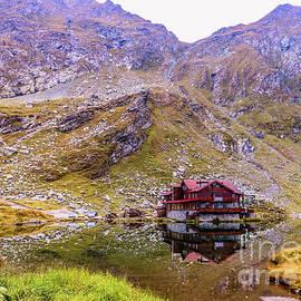 Claudia M Photography - Balea Lake in Romania