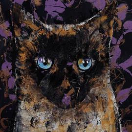 Michael Creese - Balinese Cat