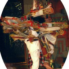 Balinese Dancer by Judith Gadbois