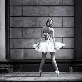 Ballerina 3 by Sofig Art Photo