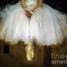 Ballerina Repose by Craig J Satterlee