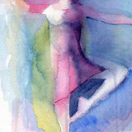 Ballerina by Sandy McIntire