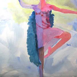 Ballerina Two by Sandy McIntire