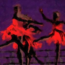 Ballerinas by David Millenheft