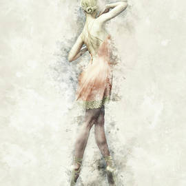 Ballet Dancer by Shanina Conway