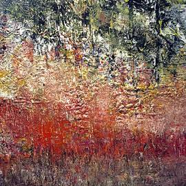 Ballona Creek by Dennis Ellman