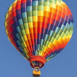Ballooning In Color by Anthony Sacco