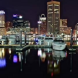 Skyline Photos of America - Baltimore Panoramic