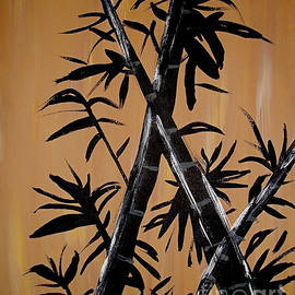 Bamboo Brocade by Jilian Cramb - AMothersFineArt
