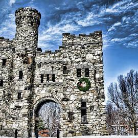 Bill Dussault - Bancroft Tower in Winter