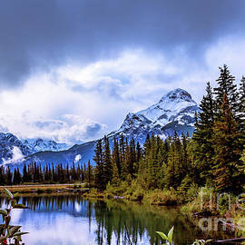 Csaba Demzse - Banff National Park