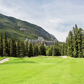 Scott Pellegrin - Banff Springs Golf and the Castle