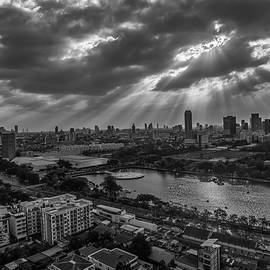 Jijo George - Bangkok cityscape 444