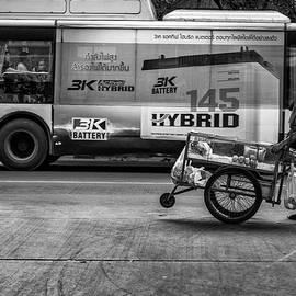 Jijo George - Bangkok Streets