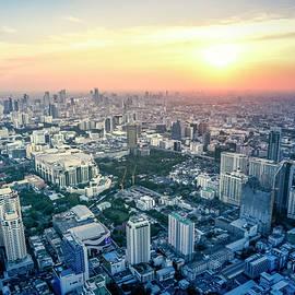 Jijo George - Bangkok Sunset 2