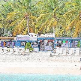 Kristina Deane - Bar and Grill at the Beach