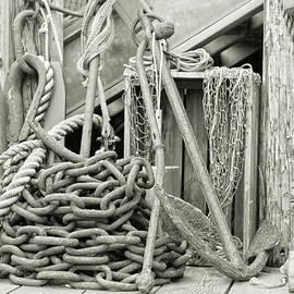 Betsy Knapp - Bar Harbor Anchors Away