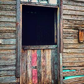 Claude LeTien - Baracoa Door 8
