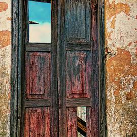 Claude LeTien - Baracoa Window 3