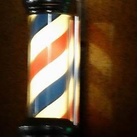 Joseph Baril - Barber Shop Reflection