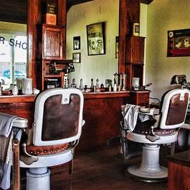 Paul Ward - Barber - Two Chairs No Waiting