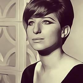 Barbra Streisand, Actress/Singer - John Springfield