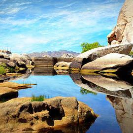 Barker Dam - Joshua Tree National Park by Glenn McCarthy Art and Photography