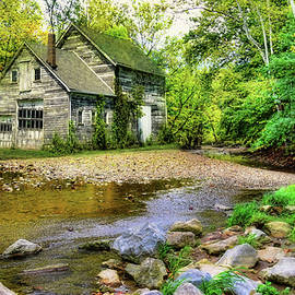 Reese Lewis - Barn By The Creek