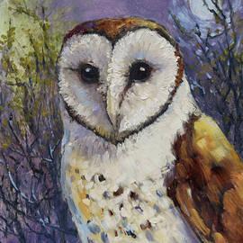 Tracie Thompson - Barn Owl 1