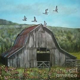 Ricky Baker - Barn