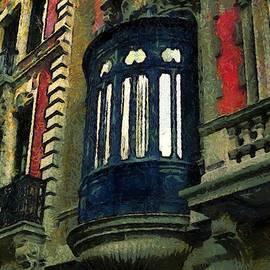 RC deWinter - Barred Bow Window