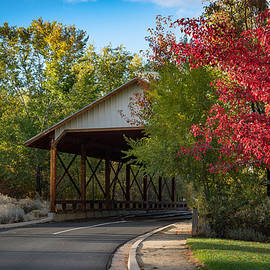 Janis Knight - Bartley Ranch Covered Bridge