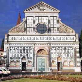 Basilica Of Santa Maria Novella by Adam Rainoff