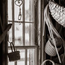 Baskets by Sara Hudock