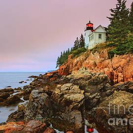 Henk Meijer Photography - Bass Harbor Head Light - Maine