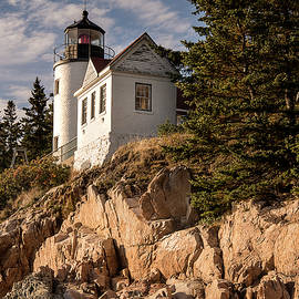 Bass Harbor Lighthouse by Lee Kirchhevel