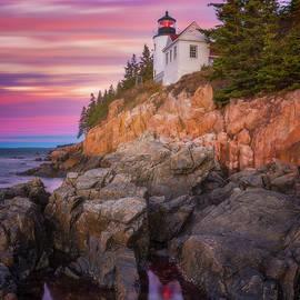 Darren White - Bass Harbor Sunrise