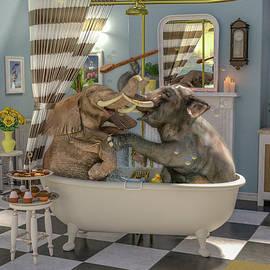 Betsy Knapp - Bath Time