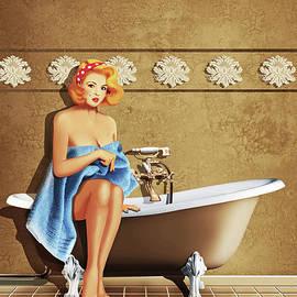 Monika Juengling - Bathroom nostalgia