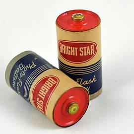 Ed Cassady - Batteries 1950