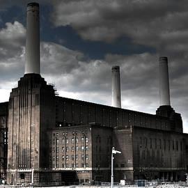 Roddy Atkinson - Battersea Power Station