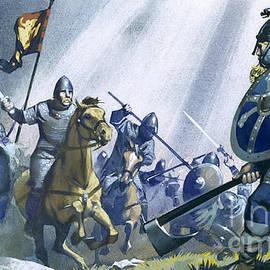 Battle of Hastings - Angus McBride